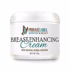 Organic Breast Enhancement Cream Supreme Bust Enlargement Cream 4oz