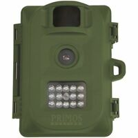 Primos 6MP Bullet Proof Trail Camera with Low Glow LED Green