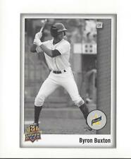 2014 Upper Deck 25th Anniversary #117 Byron Buxton Rookie Twins