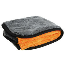 Super Thick Car Care Wax Microfiber Polishing Cleaning Cloths Plush New Towels
