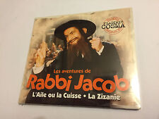 LES AVENTURES DE RABBI JACOB (Vladimir Cosma) OOP Score OST Soundtrack CD SEALED
