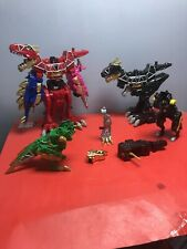 Power Rangers Dino Charge Dino Zord Deluxe Megazord Mega Pack /and Others