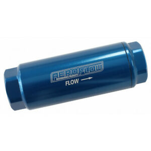 AEROFLOW 10 Micron Pro Filter BLUE AF66-2042-10