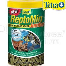 Tetra ReptoMin Jumbo Floating Sticks 10.23oz Turtle Floating Food