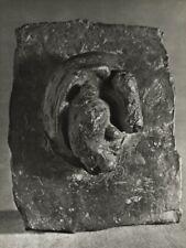 1949 Brassai Original Photo Gravure Of Picasso 1932 Bronze Sculpture Abstract