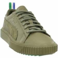 Puma Big Sean Breaker Olive Sneakers Casual    - Green - Mens