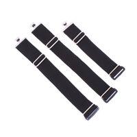 Horseware Rambo Surcingles - Black - Bauchgurte