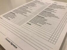 Housecleaning Itemized Checklist Organizer By Room For Maid Services