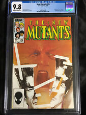 New Mutants #26 CGC 9.8 NM/MT 1st Appearance Legion Classic Sienkiewicz Cover