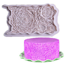 Blume Fondant Kuchen Form Dekor Werkzeug Silikonform für das Backen Sugarcraft