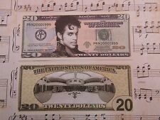 PRINCE Rogers Nelson ~ Paisley Park Minnesota ~ $1,000,000 One Million Dollars