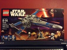 LEGO STAR WARS 75149 Resistance X-Wing Fighter THE FORCE AWAKENS NEW MISB