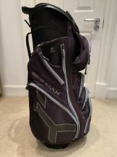 Big Max Terra X Cart Bag 14 Way Club Divider With Dedicated Putter Well