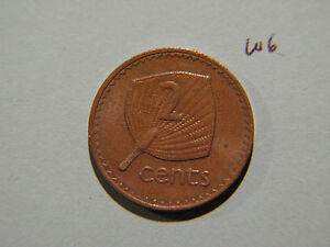 1969, 2 Cents, Fiji