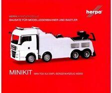 HERPA Modell 1:87/H0 MINIKIT MAN TGX XLX Euro 6c Bergefahrzeug, Bausatz #013574