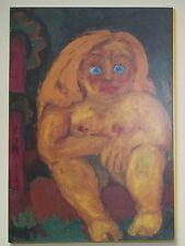 Emil Nolde 1867-1956, Artiste Peintre, Expressionnisme allemand, Grand Palais