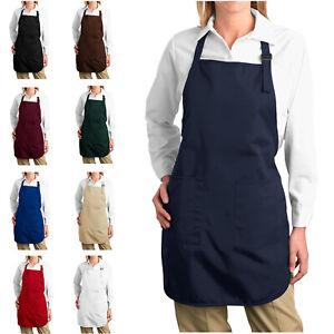 Mafoose Women's Full Length Apron Pockets A500