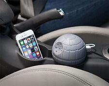 Nuevo Star Wars Estrella De La Muerte Deathstar USB Coche Cargador De Teléfono Vader Skywalker