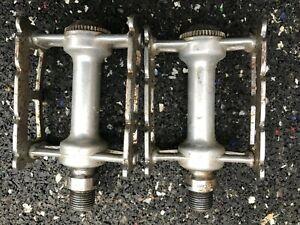 Vintage Campagnolo road pedals