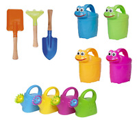 Childrens Gardening Set Kids Watering Can Kids Garden Tools Plants Grass Head