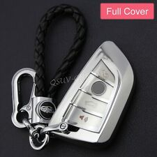 Smart Key Ring Chain Case Full Cover Holder FOR BMW M5 X1-X7 2/3/5/6/7-Series