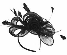 Women's Feather Fascinators
