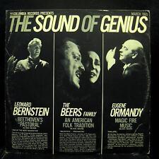 Columbia Classical Sound Of Genius March 1965 LP VG+ XLP 79752 2 Eye Mono Vinyl