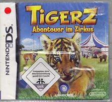 Tigerz - Abenteuer im Zirkus ( Nintendo DS )