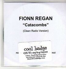 (AS220) Fionn Regan, Catacombs - DJ CD