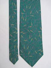 -AUTHENTIQUE cravate cravatte  PIERO GUCCI   100% soie  TBEG  vintage