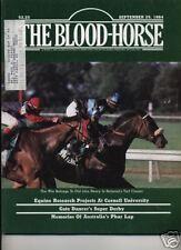 Blood Horse John Henry-Gate Dancer-Spend A Buck