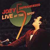 Live at the Five Spot (CD) Joey Defrancesco AOB