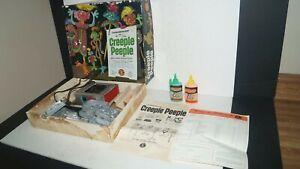Vintage 1964 CREEPLE PEEPLE Mattel Thingmaker Toy Play Set No. 4482