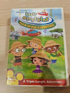 Disney Little Einsteins Team Up For Adventure DVD Region 1 NTSC