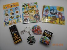Pirate! Party bag toys! 7 items! Activity set!