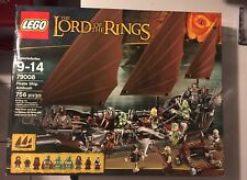 LEGO The Lord of the Rings Pirate Ship Ambush (79008) NEW in Sealed Box