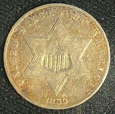 1859 3 Cent Silver
