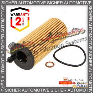 Genuine Sicher BMW 1 Series F20 / F21 2011 - 2019 Oil Filter Element 11428575211