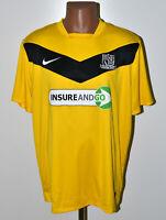 SOUTHEND UNITED ENGLAND 2012/2013 AWAY FOOTBALL SHIRT JERSEY NIKE SIZE XL ADULT