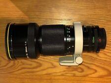 canon new fd 300mm