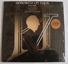 Horowitz on Tour 1979/1980 Clementi, Chopin, Rachmaninoff LP