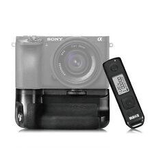 Meike MK-A6500 Pro Wireless Remote control Battery Grip for Sony NEX E A6500