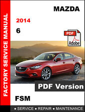 workshop manual cd mazda6 ebay rh m ebay ie Mazda 6 2010 Repair Manual Mazda 6 Shop Manual