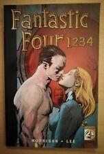 Fantastic Four: 1234 Marvel Knights Complete - Seltene US Ausgabe