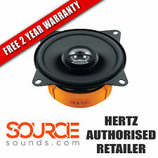 "Hertz DCX-100 4"" Coaxial Speaker Set - FREE TWO YEAR WARRANTY"
