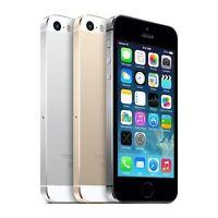 Apple iPhone 5s 16GB 32GB 64GB Gold Silver Grey Unlocked  ATT Tmobile Smartphon