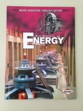 History of Energy by Elaine Landau