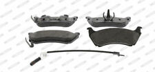 FERODO BRAKE PADS REAR - MERCEDES BENZ ML350 W163 2003-2005 - 3.7L V6 - FDB1608