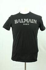 Balmain Paris T-shirt Herren Gr. M Schwarz