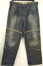 Pepe Jeans London W11-73 Baggy Men's Jeans Size: 38 Waist